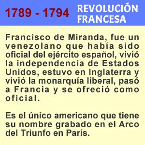 revolucion, francesa, miranda, arco, triunfo