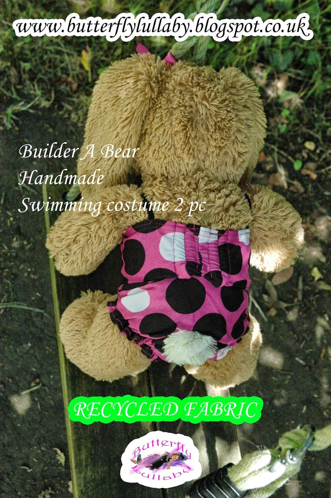 Butterfly Lullaby Sharon J Bainbridge Make Build A Bear Swimming