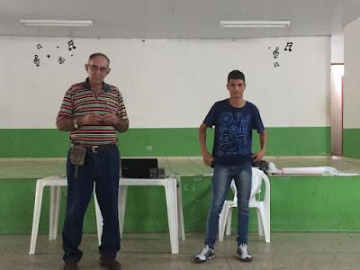 Agricultores participam de treinamento de Boas Práticas para Feira do Produtor em Sete Barras