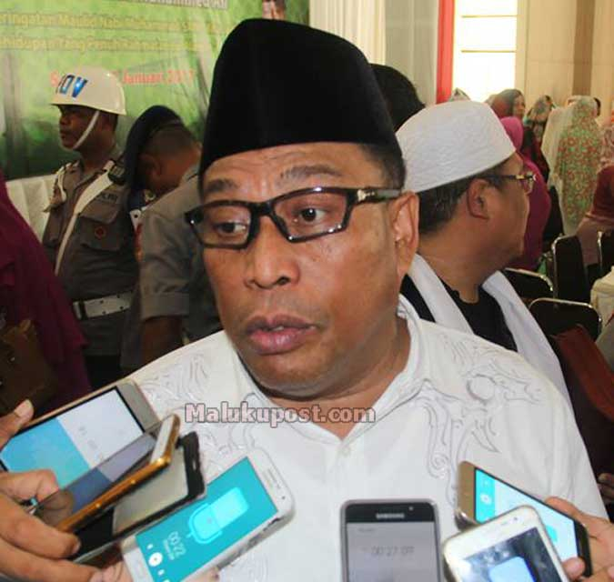 Murad Ismail : Pemimpin Di Maluku Harus Yang Punya Hati