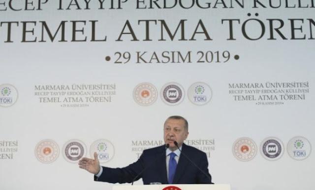 Ο Ερντογάν μεταφέρει την αντιπαράθεση από το Καστελόριζο στην Κρήτη
