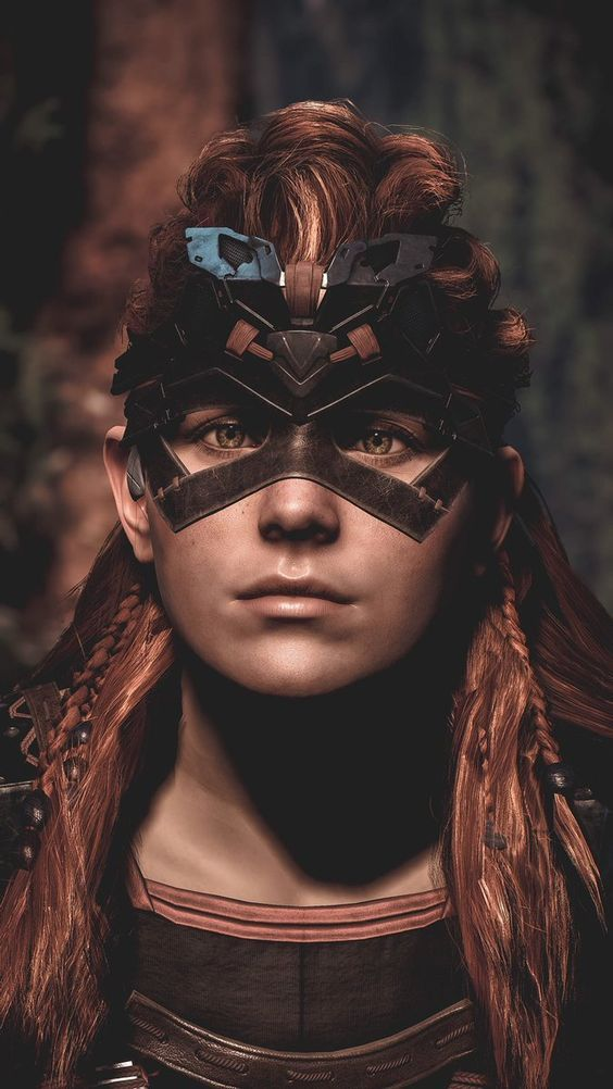 Lord Of Gamers Aloy Horizon Zero Dawn Wiki
