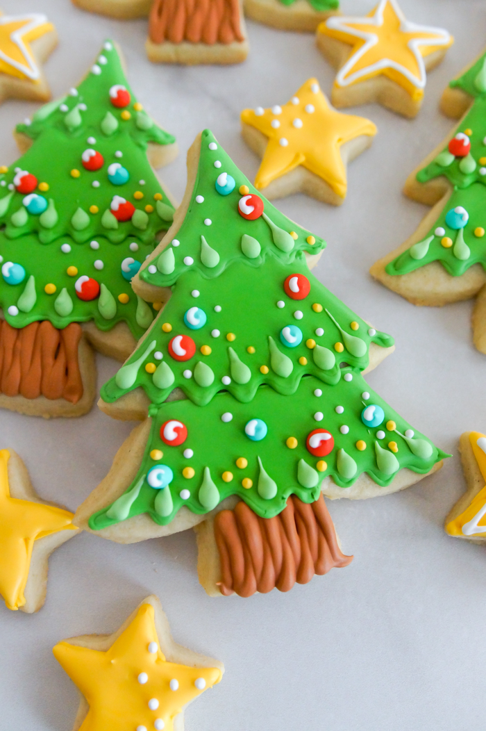 Easy Gluten-Free Cut-Out Cookies