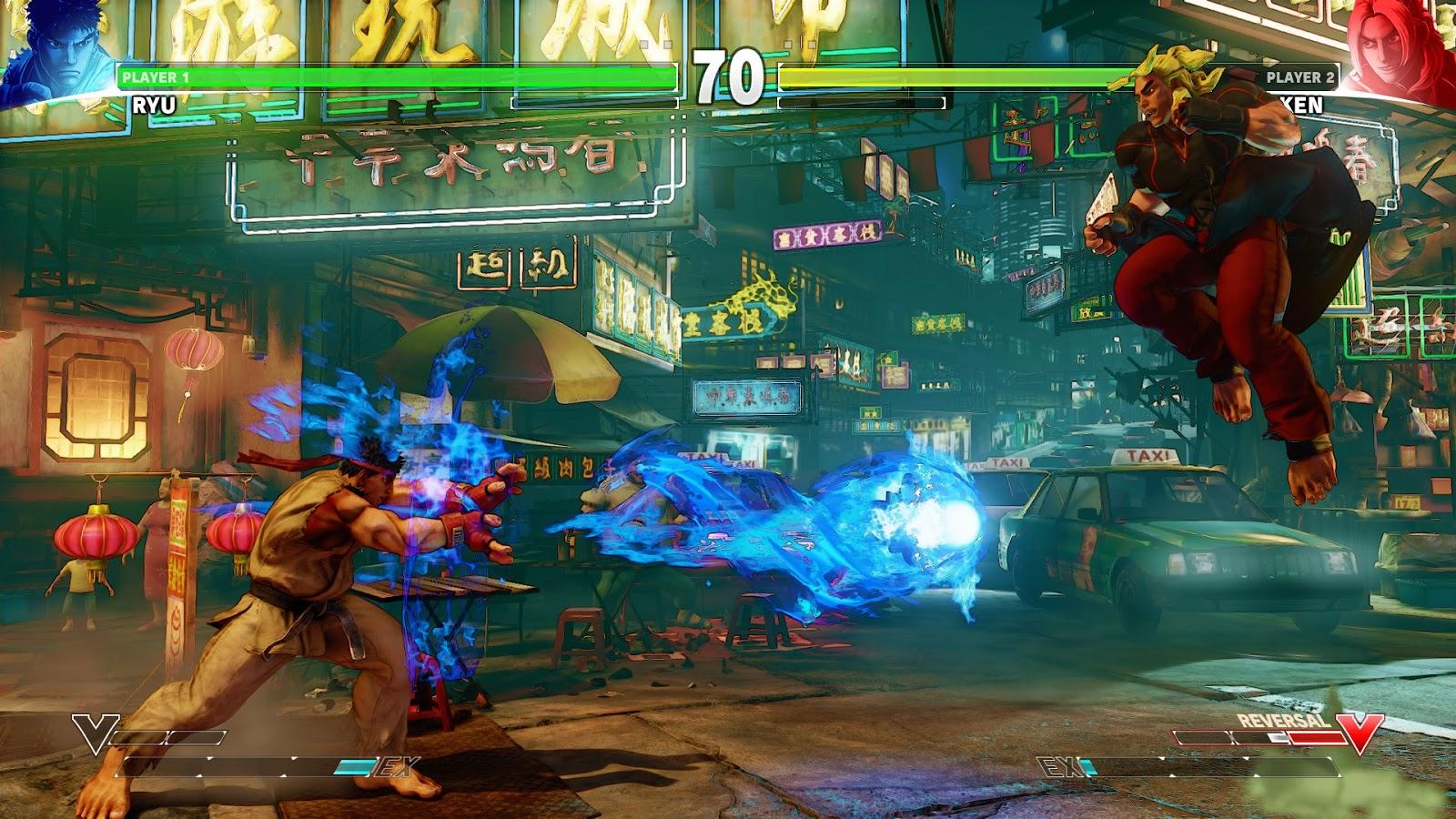 Street Fighter V Arcade Edition v4.070 PC ESPAÑOL 9