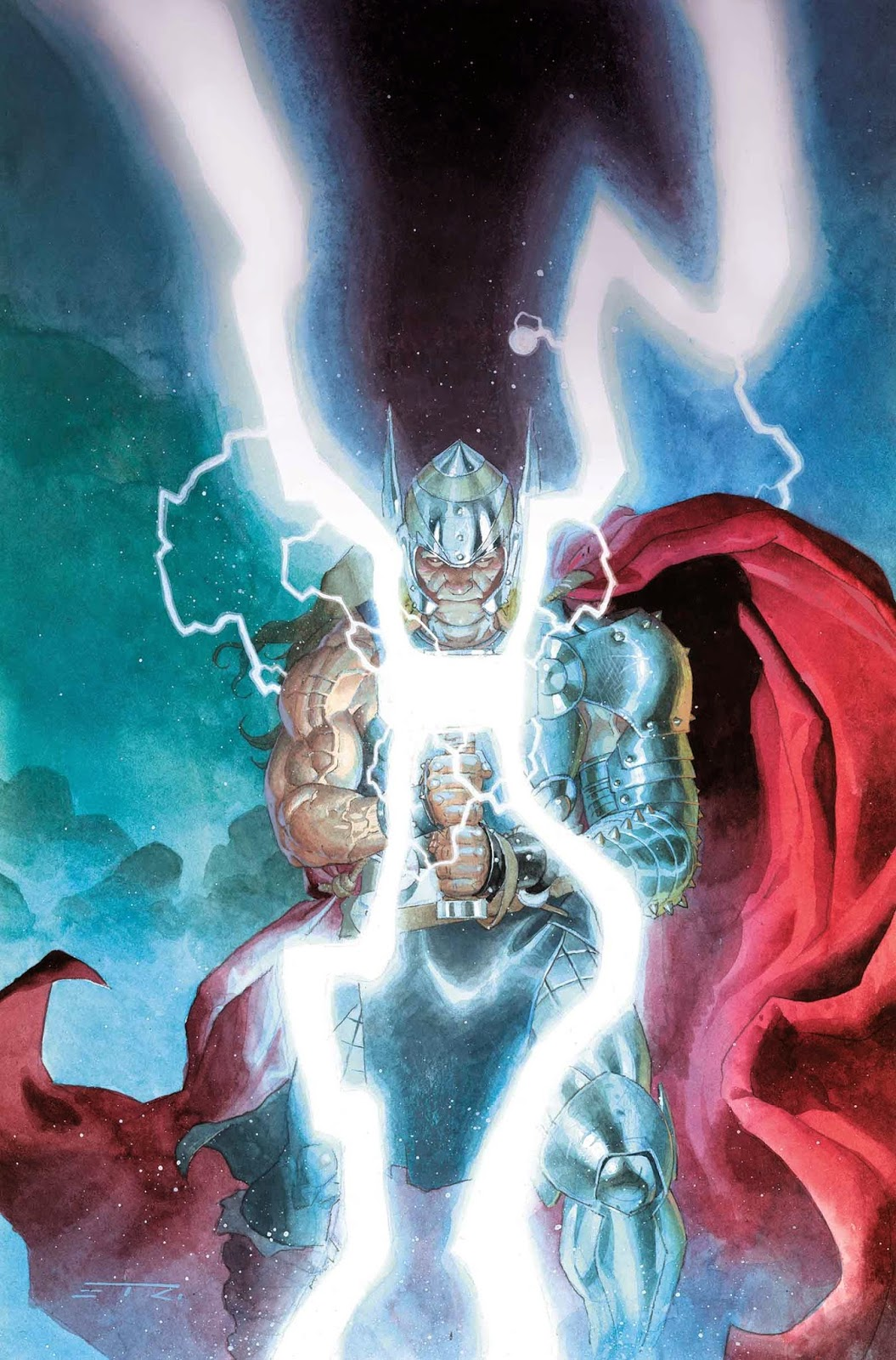 artwork gods lightning marvel - photo #12
