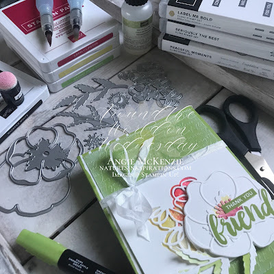 By Angie McKenzie for Around the World on Wednesday Blog Hop; Click READ or VISIT to go to my blog for details! Featuring the Peaceful Moments Bundle (cling stamp set and dies), the Painted Poppies Bundle, the Seriously the Best stamp set and Label Me Boldly stamp set from the 2020 Mini Catalog; #stampinup #seriouslythebeststampset #labelmeboldlystampset #peacefulmomentsbundle #poppymomentsdies #peacefulmomentsstampset #paintedlabelsdies #paintedpoppiesbundle #naturesinkspirations #smooshingtechnique #stainedglasstechnique #watercoloringwithaquapainters #handmadecards #favoritecoloringtools #spongedaubers #stampinupinks #stampinblendsmarkers #cardtechniques #stampingtechniques #awowbloghop