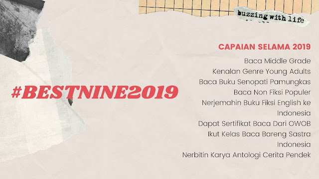 Best nine 2019
