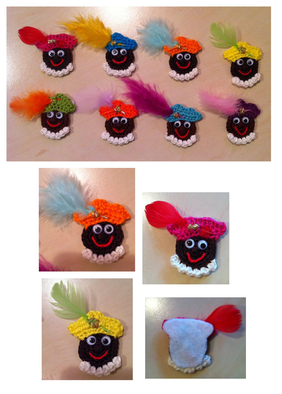 Miekscreaties Zwarte Piet