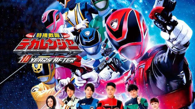 Tokusou Sentai Dekaranger: 10 Years After Subtitle Indonesia