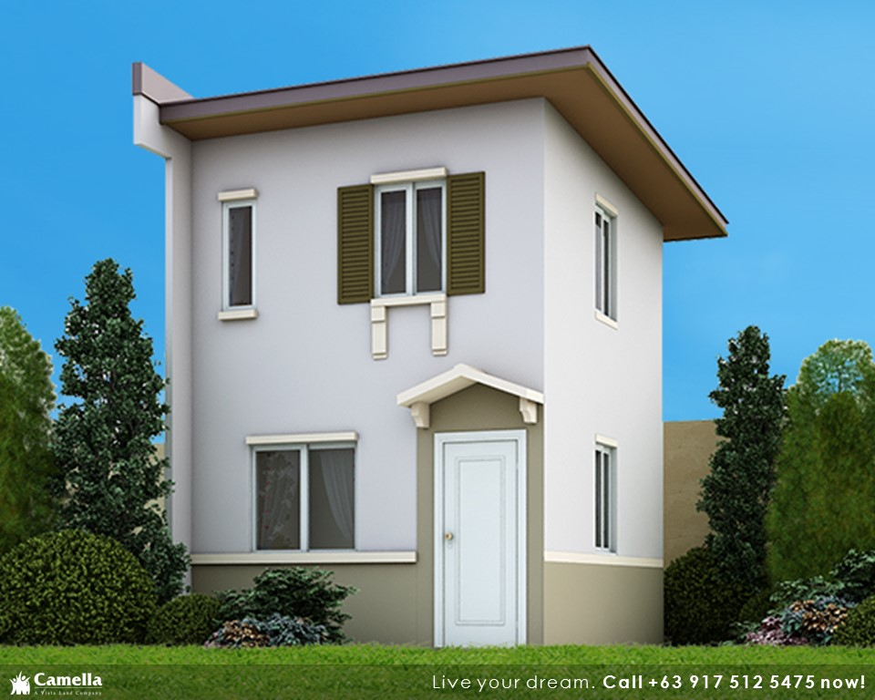 Criselle - Camella Dasmarinas Island Park| Camella Affordable House for Sale in Dasmarinas Cavite