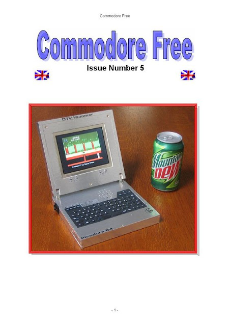 Commodore Free Magazine #005 (005)