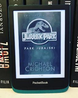 #262 'Jurassic Park: Park Jurajski' Michael Crichton