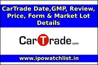 Cartrade IPO Detail