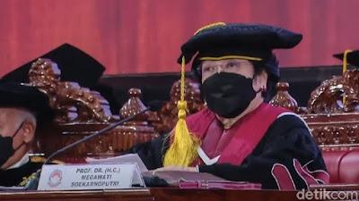 Megawati Cerita Minta Ahli Sejarah Cek Kebenaran RI Dijajah 350 Tahun