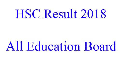HSC Result 2018 Bangladesh Education