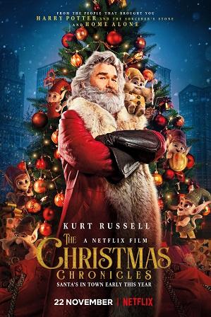 The Christmas Chronicles (2018) Full Hindi Dual Audio Movie Download 480p 720p Bluray