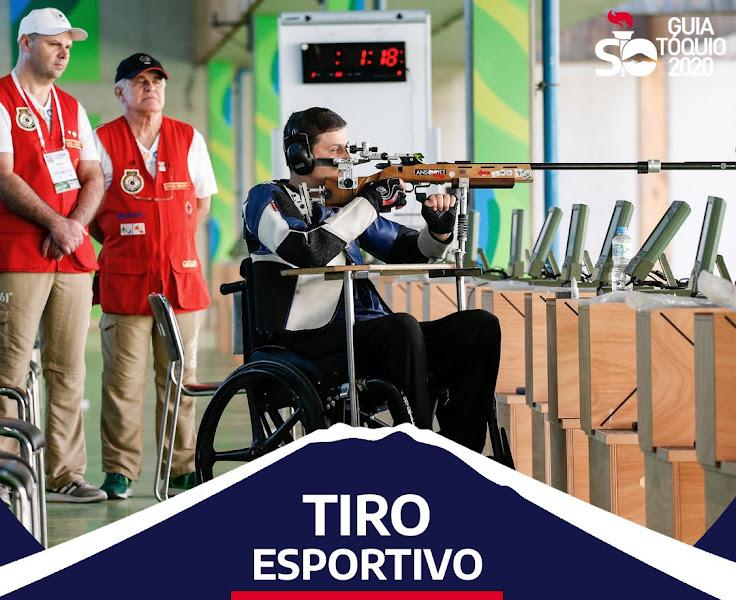 Como funciona o tiro esportivo nas Paralimpíadas