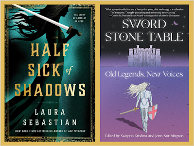 Speculative Fiction for July 2021