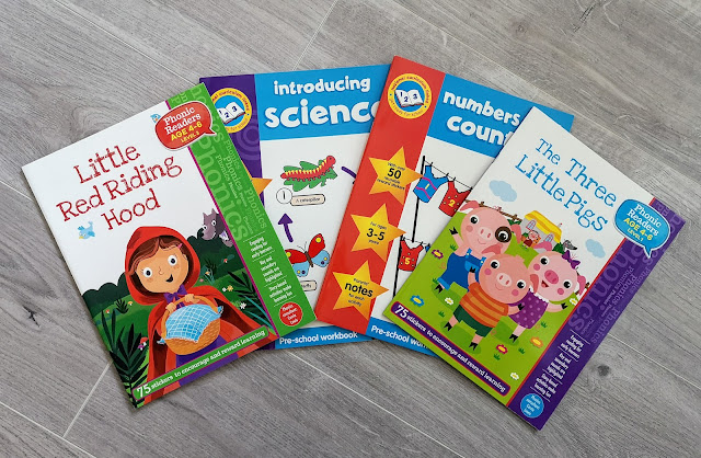 Homeschooling Pre School Activity Books Online Bargain Shopping At Pound Toy UK. Cheap Toy Review Parenting and Lifestyle Blogger Blog