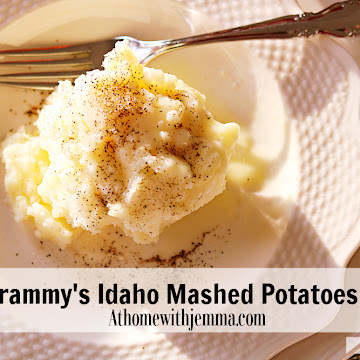 Grammy's Creamy Idaho Mashed Potato Recipe