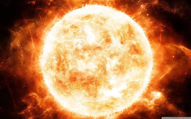 Sun-4K-Wallpaper