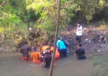 Akhirnya Santri Ponpes Bahrul Ulum yang Hanyut Telah Ditemukan