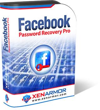 Facebook Password Decryptor 15.0 poster box cover