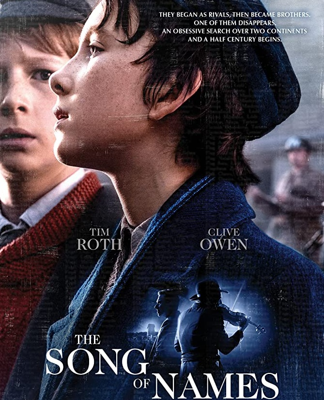 THE SONG OF NAMES 2019 HD ONLINE