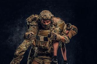 Special Forces krachttraining in tijden van Corona