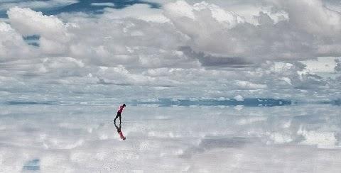 Salar de Uyuni: a világ legnagyobb tükrei Bolíviában