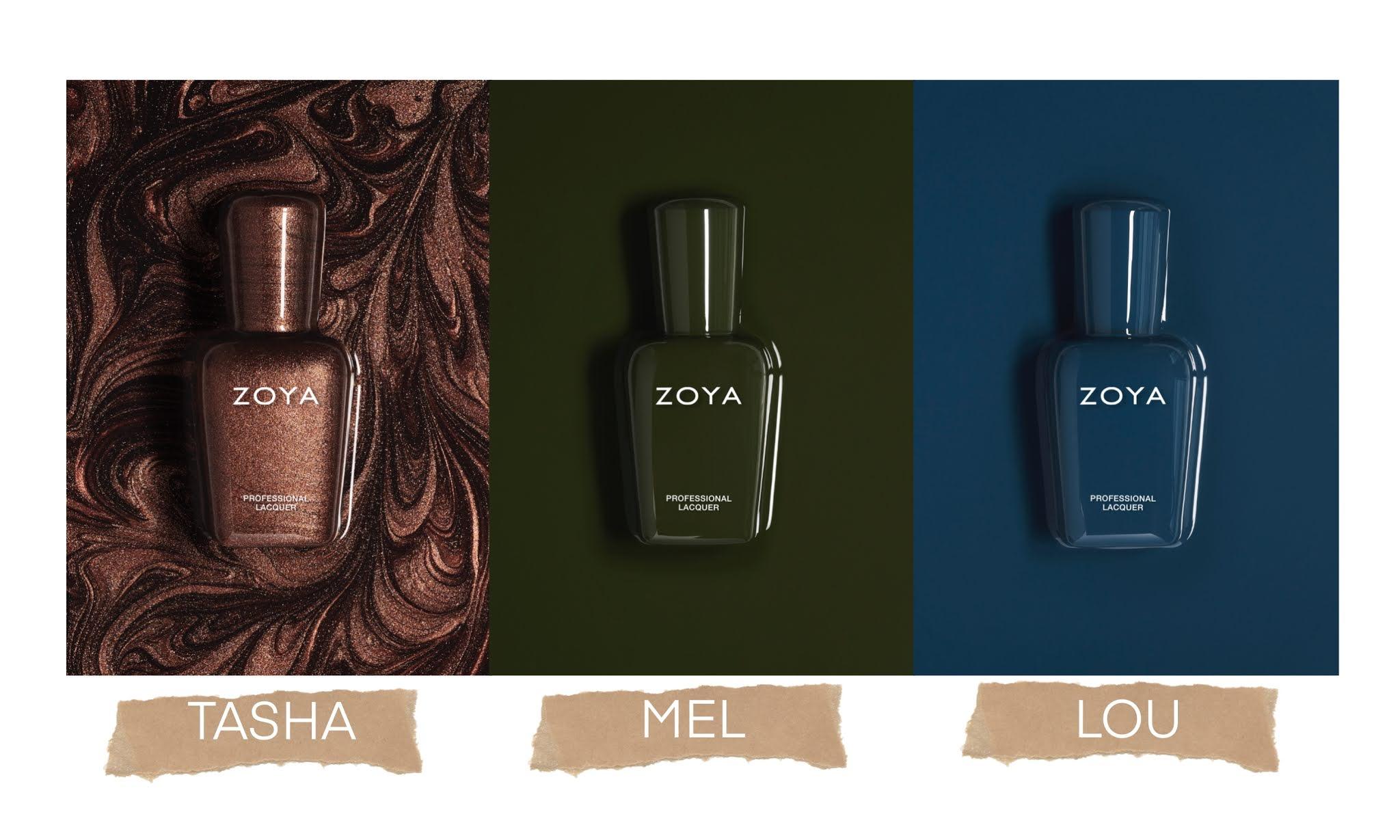 Zoya Luscious Fall 2020 - 25 Sweetpeas