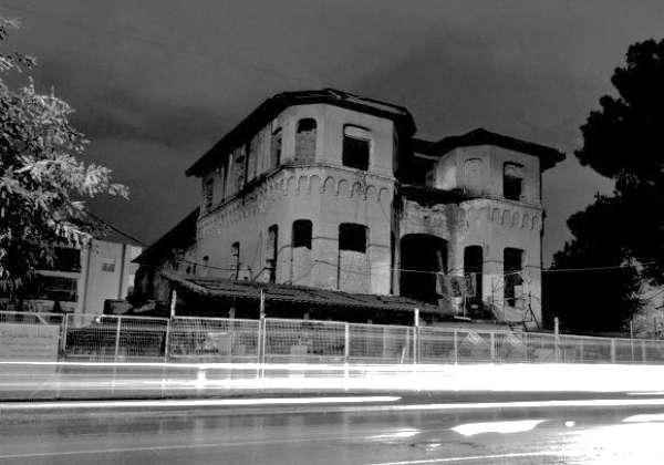 Το στοιχειωμένο σπίτι των Εβραίων Αδερφών στη Θεσσαλονίκη