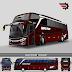 DESIGN LIVERY BUS JETBUS 3 FACELIFT ADIPUTRO REAL BUS