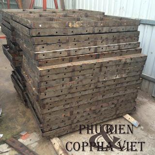Coppha thép đang phát triển mạnh tại Việt Nam