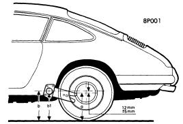 Porsche 1963-72 Wheel Alignment Repair Guide Auto Motive