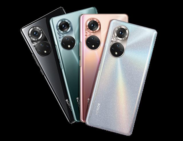 Honor 50 Serisi akıllı telefonlar tanıtıldı