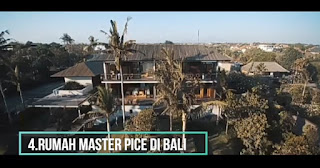 rumah termahal di Indonesia masterpiece di Bali