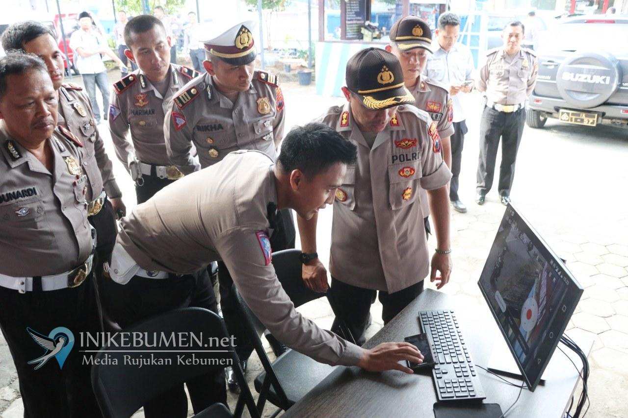 E-Tilang Mulai Diterapkan di Kebumen, Ini Lokasi Kamera Perekam Pelanggaran Lalu Lintas