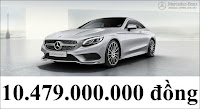 Mercedes S500 4MATIC Coupe 2016