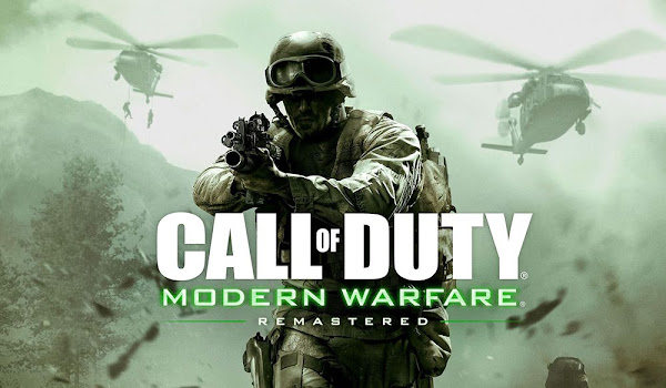 130 GB Boyutunda Call of Duty Modern Warfare Remastered Geliyor