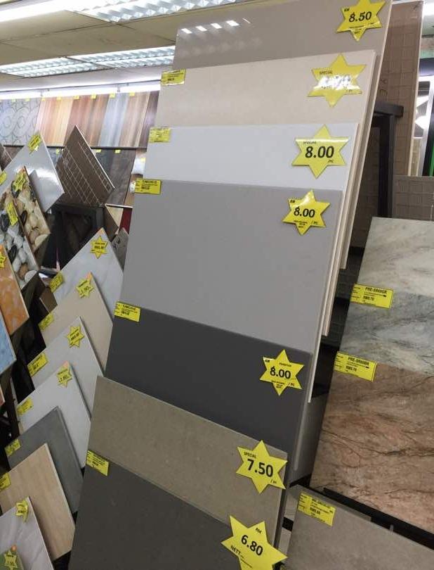 KEDAI JUBIN MURAH MALAYSIA: Cheap Tiles Store