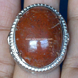 Cicin Batu Jasper Chalcedony - ZP 497
