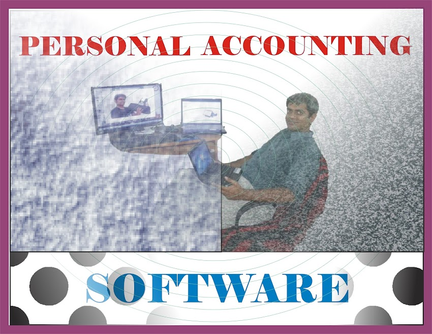 Personal Home Accounting Software 2000Rs. Only