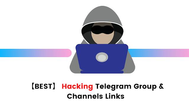 Hacking Telegram Channels & Group Links
