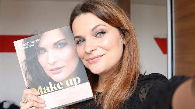 Make Up, mon livre, sort aujourd'hui + dédicaces !