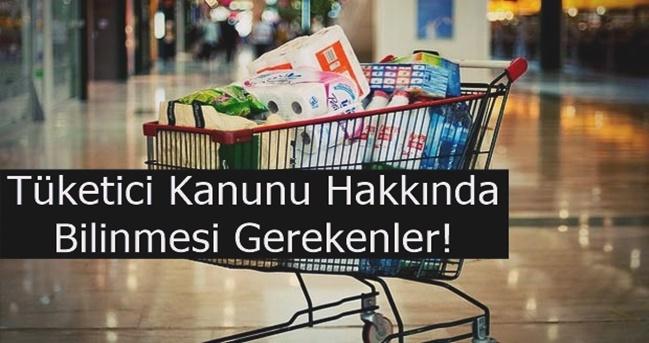 Tüketici Kanunu Hakkında Bilinmesi Gerekenler!