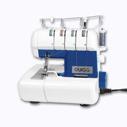 Quigg machine coudre surjeteuse aldi avis sur les for Machine a coudre 76