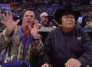 WWE / WWF Royal Rumble 2002 - Jim Ross and Jerry 'The King' Lawler called the event