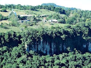 Cânion São Cristóvão, Nova Bréscia (RS)