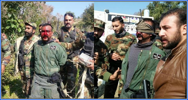 IAF Wing Commander Abhinandan Varthaman in Pakistan Captive